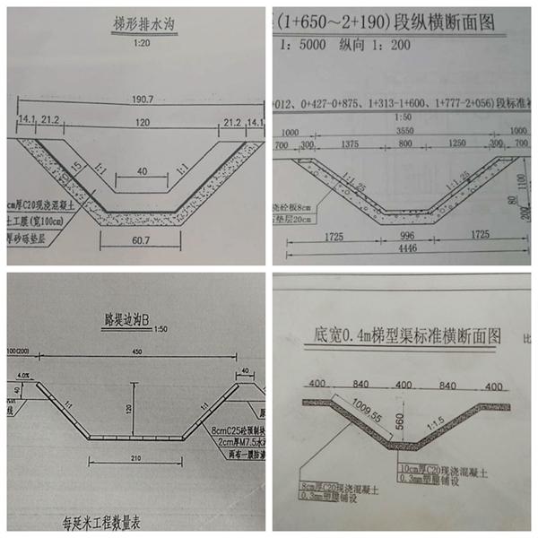 梯形渠滑膜机,梯形硬质渠衬砌机