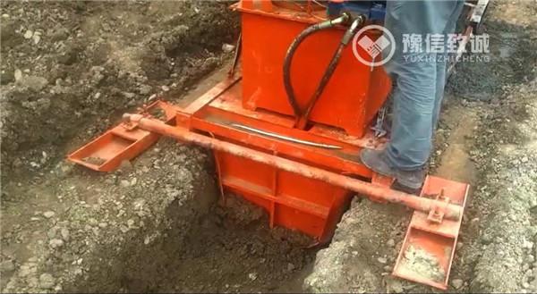 固原U型混凝土现浇机,U型槽滑膜机