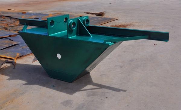 梯形衬砌机挖斗,梯形滑膜机挖斗