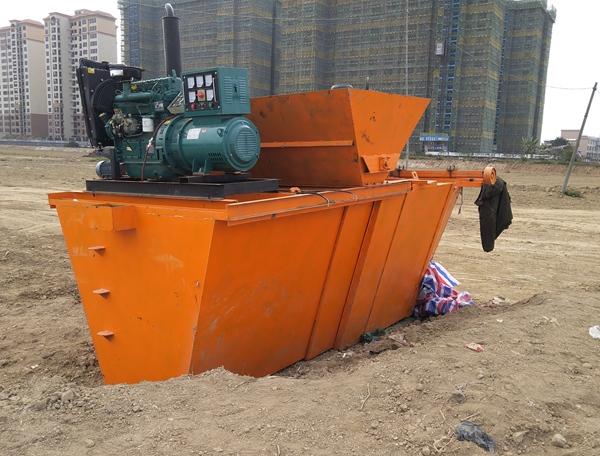 大型梯形现浇水渠机,梯形渠滑膜机