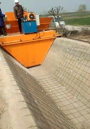 盐城大型混凝土渠现浇机,江苏现浇水渠机