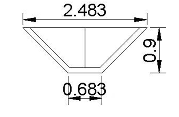 信阳高铁边沟滑模机,高铁排水沟成型机